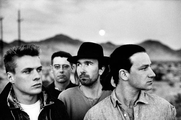 U2 Celebrates 30 Years Of Joshua Tree With New Tour, Including NJ Show