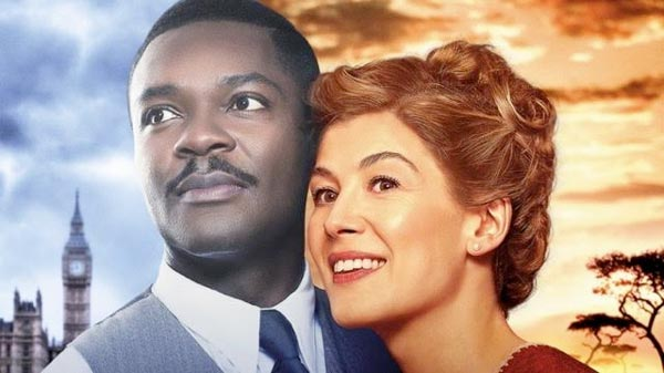 A United Kingdom and The Salesman To Be Screened At Newton Theatre