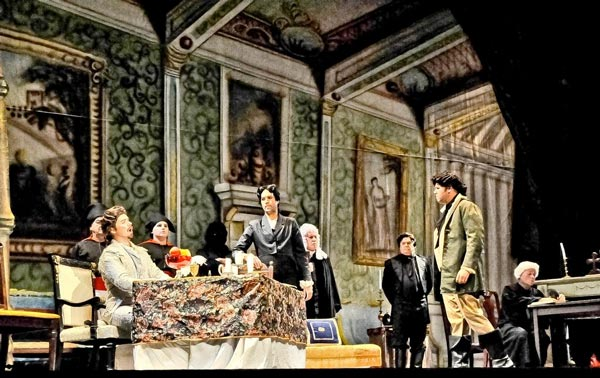 New Jersey Association of Verismo Opera to Hold Auditions for Tosca