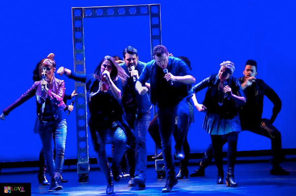 """""""It's Just Incredible What the Human Voice Can Do!"""" Vocalosity LIVE! at The Grunin Center!"""