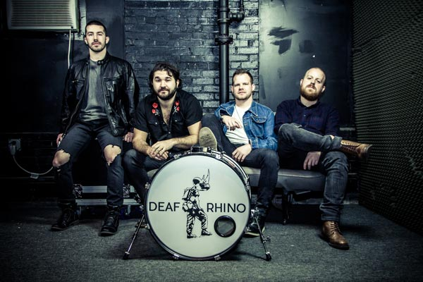 Makin Waves Music Scene Report with Deaf Rhino, The Cold Seas, Jack Petruzzelli, Gary 'U.S.' Bonds, Black Flamingos and more