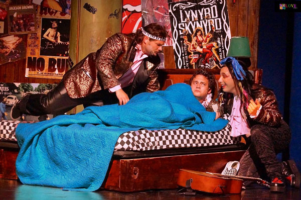 """""""Love Is What We Do!"""" Exit 82 Theatre Company Presents """"The Wedding Singer"""" at The Strand Lakewood!"""