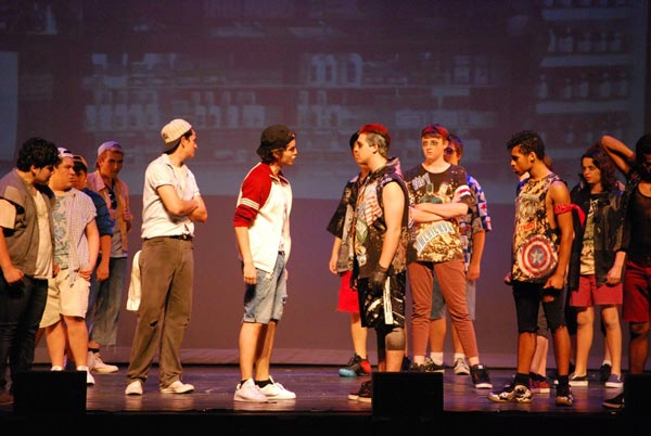 """A Look Back At """"West Side Story"""" at The Performing Arts School at bergenPAC"""
