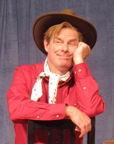 "East Lynne Theater Company opens summer season with ""Will Rogers' U.S.A."""