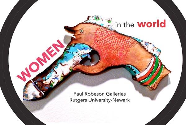 "Women in Media-Newark Present ""Women in the World"" Art Exhibit In 3 Locations"