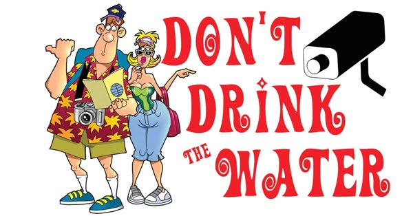 "Studio Playhouse Presents ""Don't Drink The Water"" by Woody Allen"