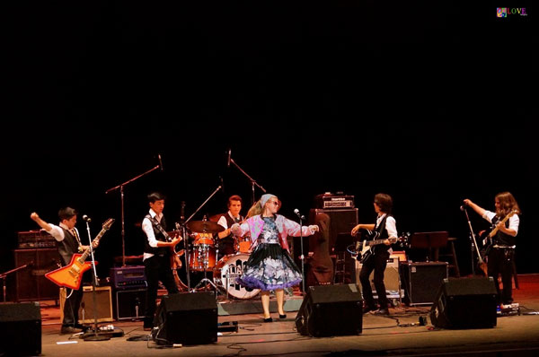 """Just Amazing!"" Cousin Brucie's Rock & Roll Yearbook Vol. 1 LIVE! at PNC Bank Arts Center"