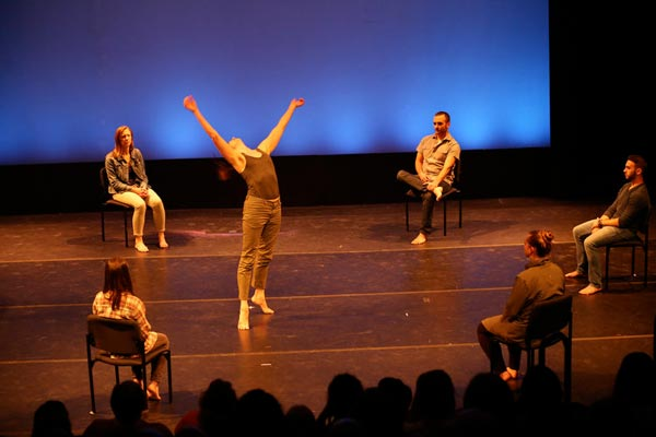 MOTION: New Dance Works To Take Place December 8-9 In New Brunswick
