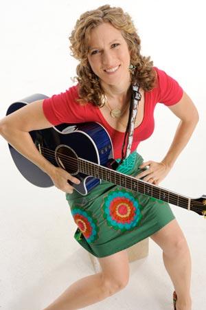 Laurie Berkner To Headline Concert For Children At QuickChek NJ Festival
