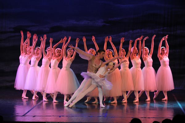 Atlantic City Ballet Brings Swan Lake To Atlantic City and Lakewood
