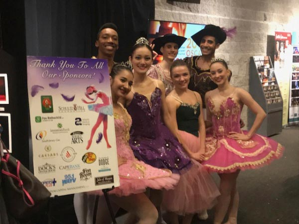 AC Ballet Starts Their Spring Season With A West Coast Tour And Ends With A World Premiere