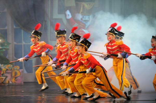 State Theatre presents The Nutcracker performed by American Repertory Ballet With a live orchestra and choir