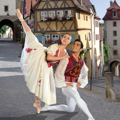 American Repertory Ballet Presents