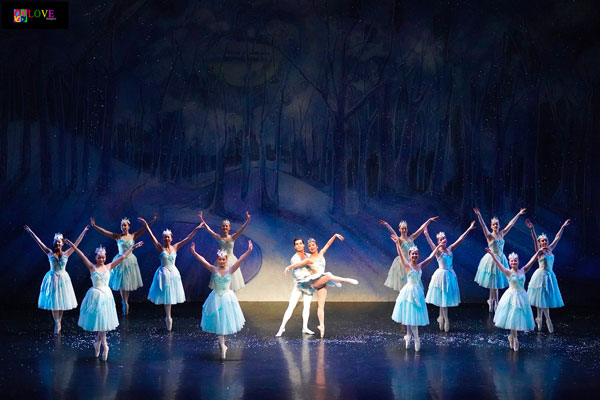 American Repertory Ballet's Nutcracker at Two River Theater