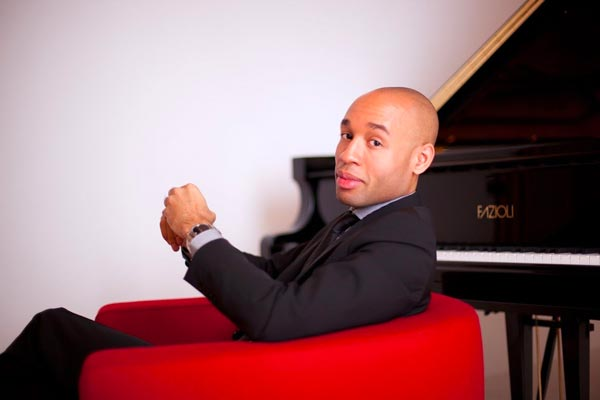 Aaron Diehl performs Florence Price's Piano Concerto and Gershwin's Rhapsody in Blue with NJSO