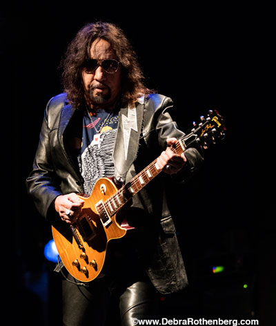 Around Jersey: Ace Frehley at BergenPAC