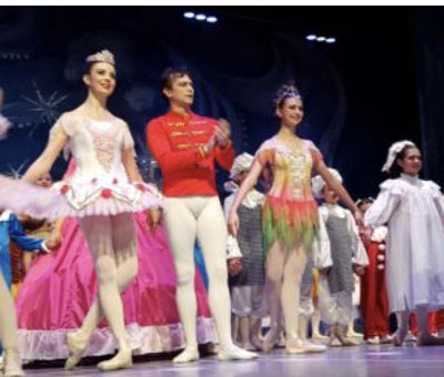 Adelphi Orchestra Teams Up With Donetsk Ballet For 5th Consecutive Season Of The Nutcracker
