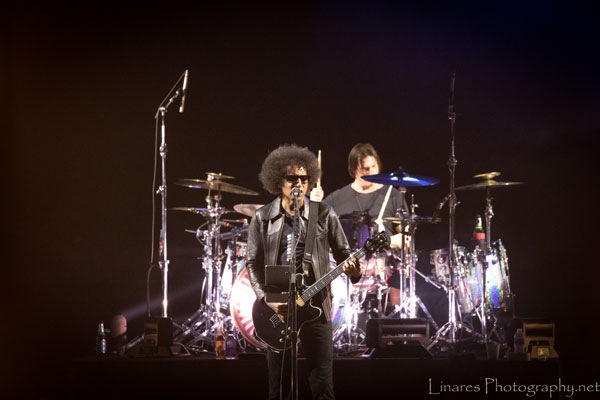 ON THE ROAD: Alice In Chains at Lunatic Luau18 In Virginia Beach