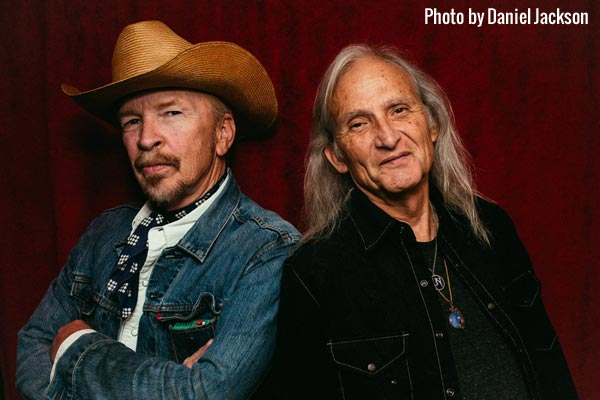 Roots Rock Legends: Dave Alvin & Jimmie Dale Gilmore
