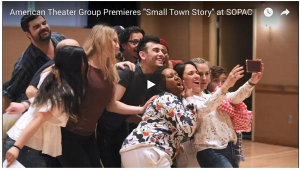 "American Theater Group's ""Small Town Story"" Premieres at SOPAC"