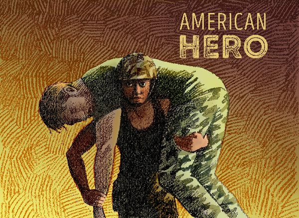 "George Street Playhouse To Present ""American Hero"" by Christopher Demos-Brown"