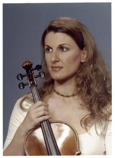 Renowned violist Ana Tsinadze and violinist Ruotao Mao To Perform At Maurice River Music Salon Concert
