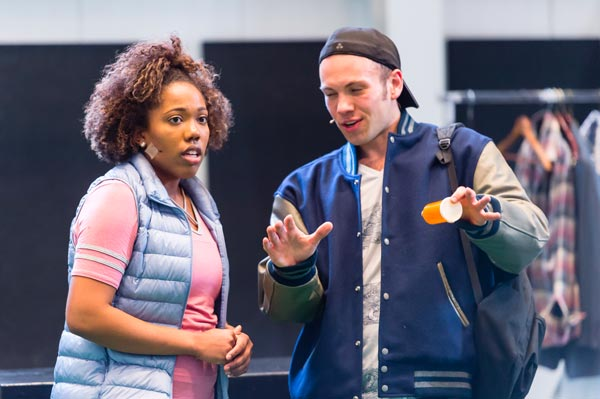 George Street Playhouse's Educational Touring Theatre Musical ANYTOWN premieres at Spotlight Conference about the Opioid Crisis