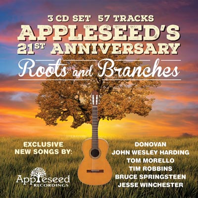 Appleseed Recordings Celebrates 21st Anniversary With Historic Triple Album