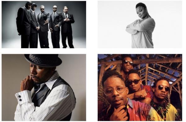 NJPAC Presents Art of Rap Tour