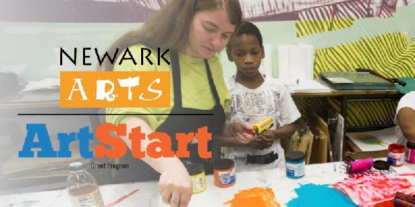 Applications Open for ArtStart by Newark Arts