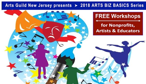 "Arts Guild New Jersey presents free ""Insurance for Artists"" workshop"
