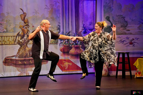 Assisted Living: The Musical LIVE! at Toms River's Grunin Center