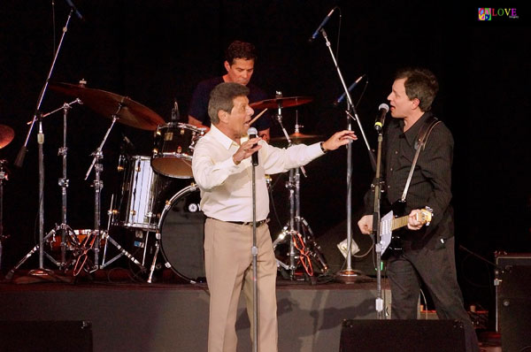 """Frankie Avalon Stars in Jerry """"The Geator"""" Blavat's Pop, Doo-Wop, and Rock N Roll LIVE! at PNC Bank Arts Center"""