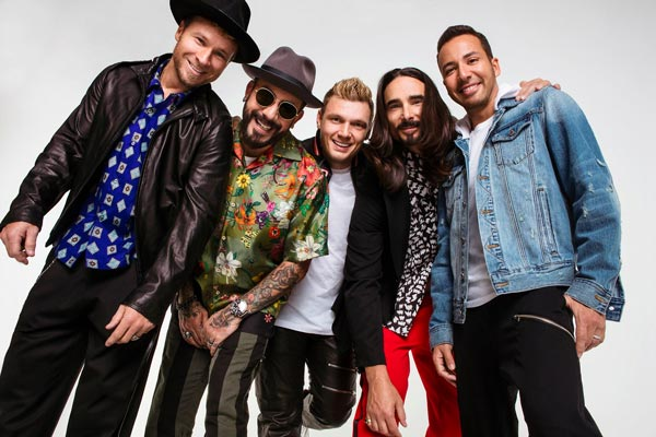 Backstreet Boys To Perform In Newark