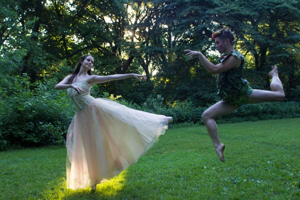 "Axelrod Contemporary Ballet Theater To Debut With ""A Midsummer Night's Dream"""