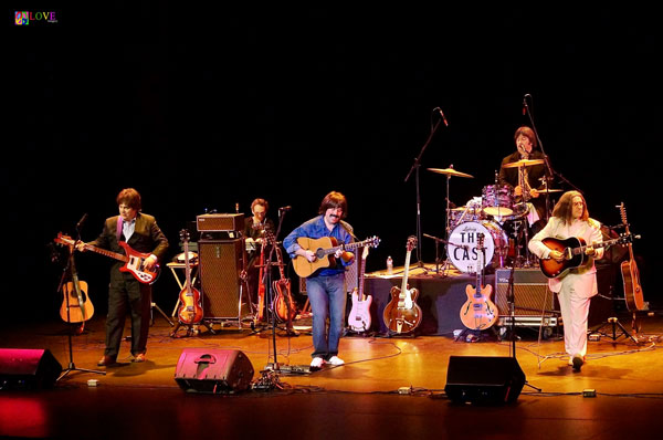 """Part of our DNA!"" The Cast of Beatlemania LIVE! at The Strand Lakewood"
