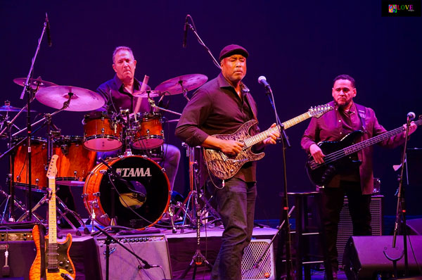 From the Ballpark to the Concert Stage: Bernie Williams LIVE! at The Grunin Center