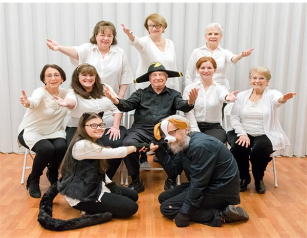 """The Bimah Players Present """"Better Together"""""""