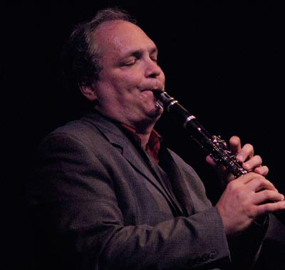 Jazz Clarinetist Ken Peplowski To Perform At Bickford Theatre