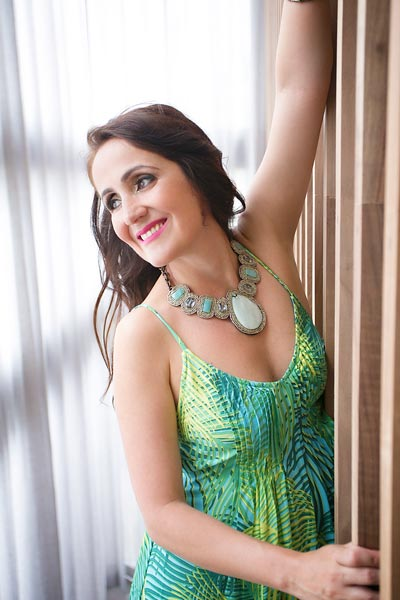 Juliana Areias To Salute 60 Years Of Bossa Nova At The Bickford Theatre
