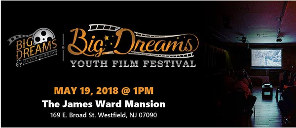 New Jersey Students to Grace the Red Carpet at the James Ward Mansion