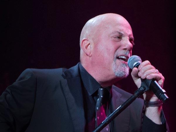 Billy Joel to Celebrate 70th Birthday at MSG