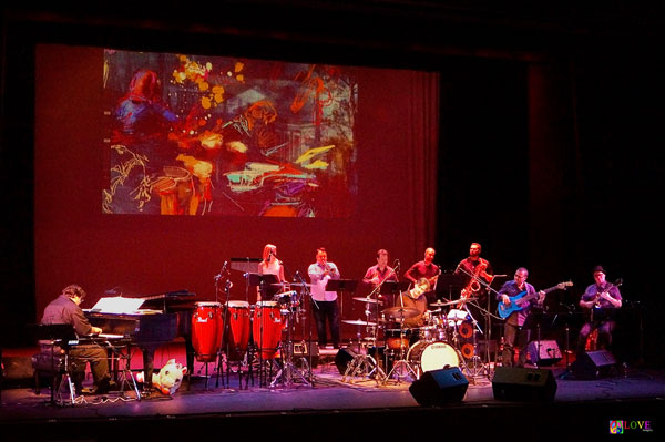 Tommy Igoe and The Birdland All-Stars LIVE! at Toms River's Grunin Center