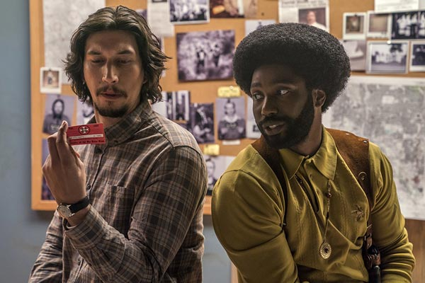 "REVIEW: ""BlacKkKlansman"""
