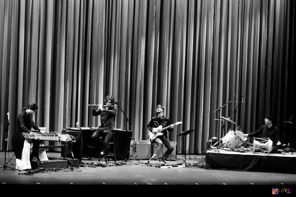 """""""Still Shaking from the Excitement!"""" Black String LIVE! at Toms River's Grunin Center"""
