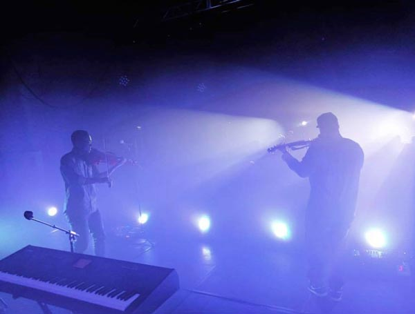 Boundary-Defying Black Violin Blends Classical, Hip-Hop, Rock and More