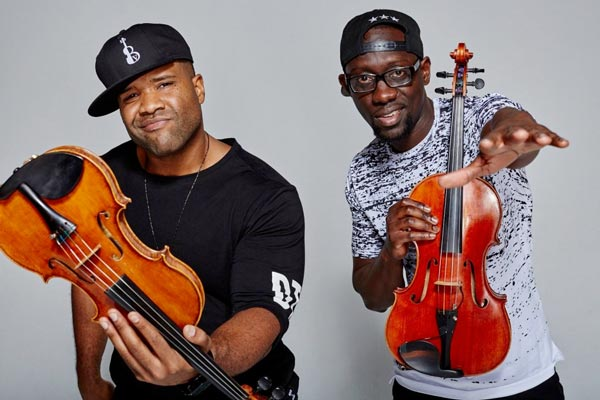 Boundary-Defying Black Violin Blends Classical, Hip-Hop