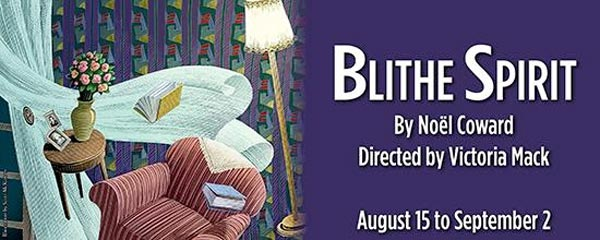 The Shakespeare Theatre of NJ Presents Blithe Spirit
