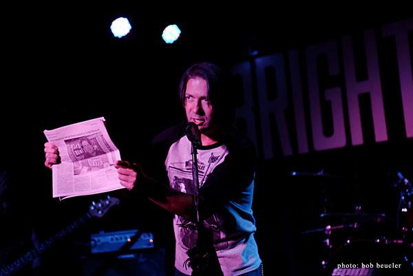 New Jersey Notes: Spider Rockets at The Brighton Bar