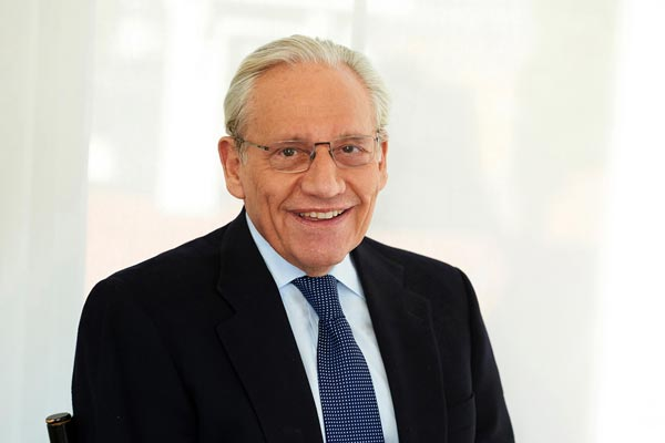 State Theatre New Jersey presents  An Evening with Bob Woodward